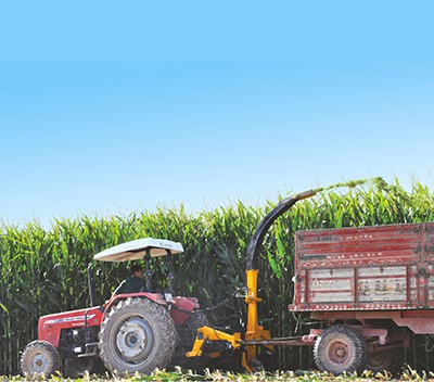 Maize Harvester Machine - Cornext